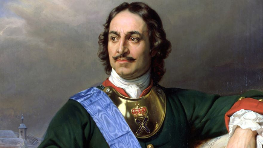Peter the Great and a European Empire