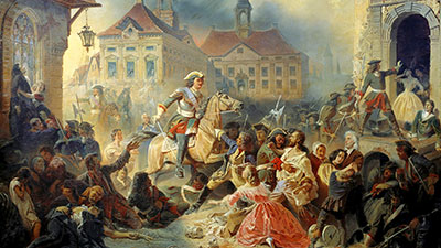 Peter the Great's Revolution