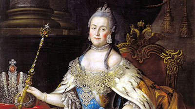 The Age of Empresses-Catherine the Great