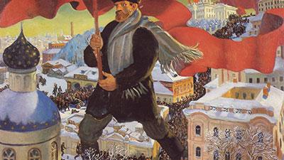 Democratic Russia-1917