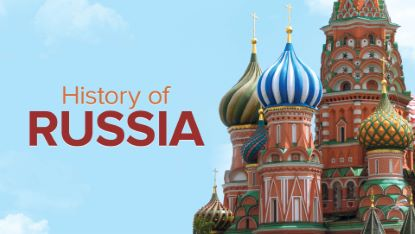 History of Russia: From Peter the Great to Gorbachev