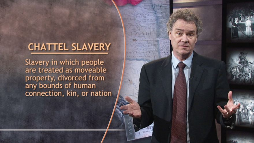 The World of Slavery