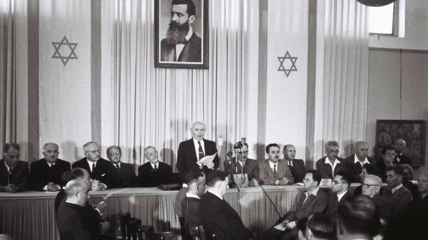European Anti-Semitism and Israel's Birth