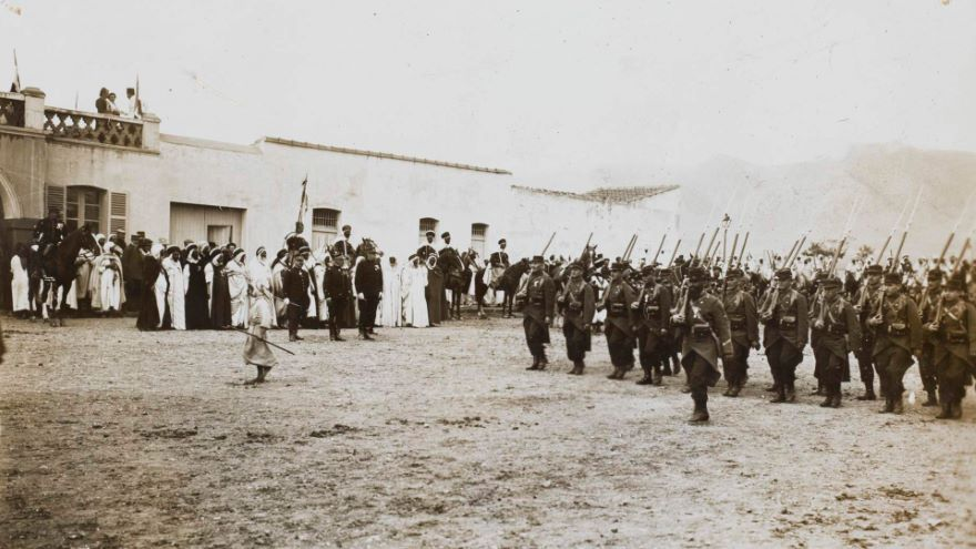 The Algerian War of Independence