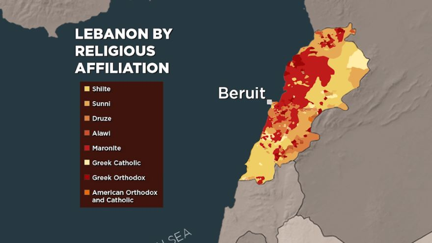 Lebanon's Civil War and Rise of Intolerance