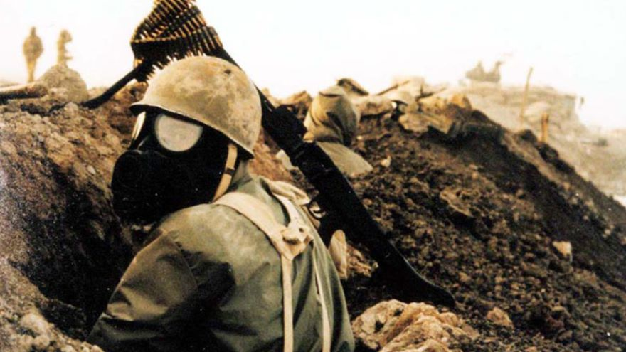 The Iran-Iraq War and a Decade of Horrors
