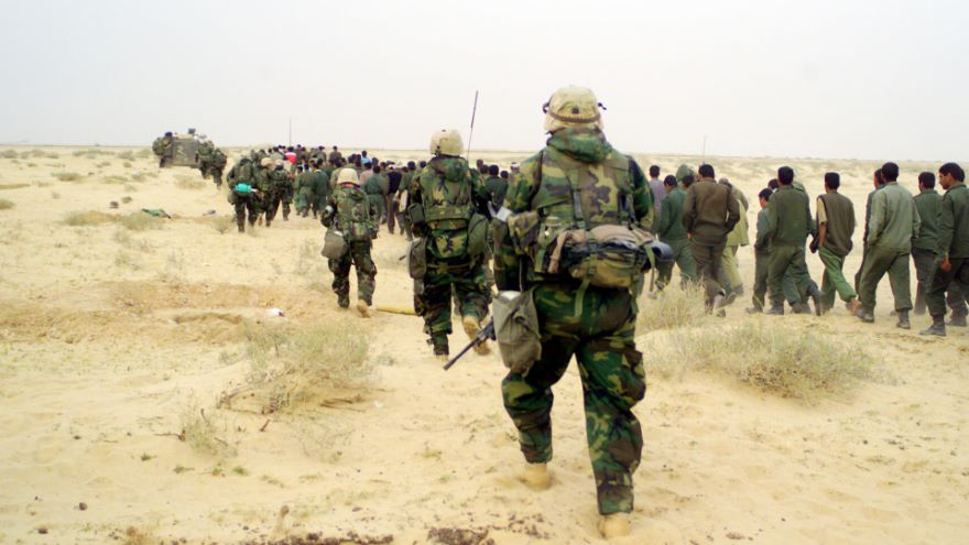 US Invasion of Iraq and Its Consequences