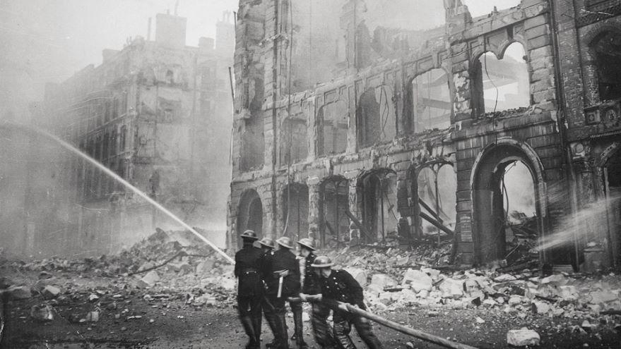 Surviving the Nazi Blitz