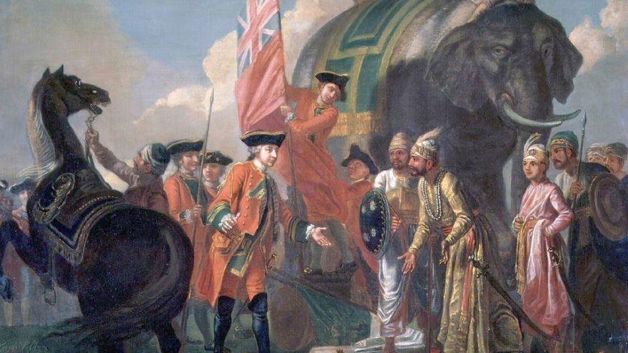 British Expansion in India (1757-1820)