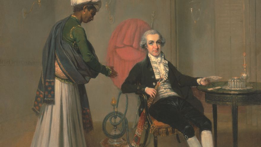 The Late-19th-Century British Raj