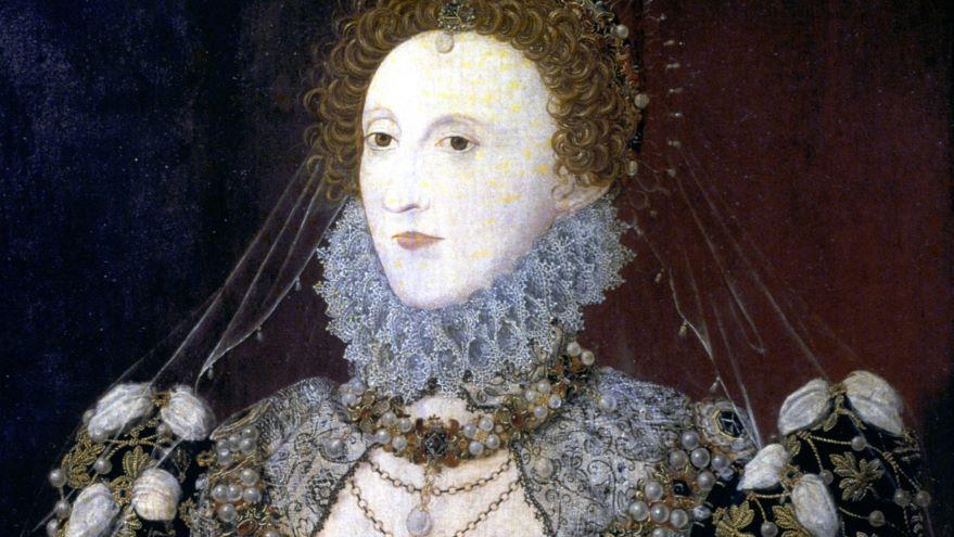 Young Elizabeth-1558