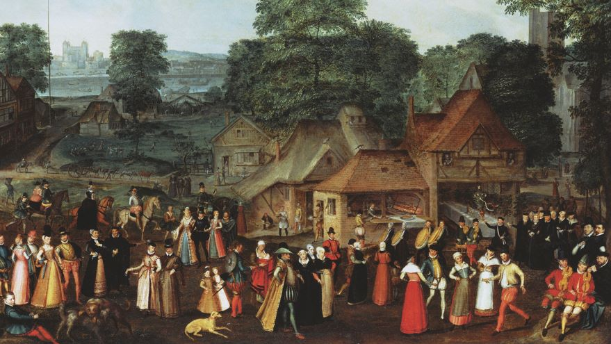 The Elizabethan and Jacobean Age