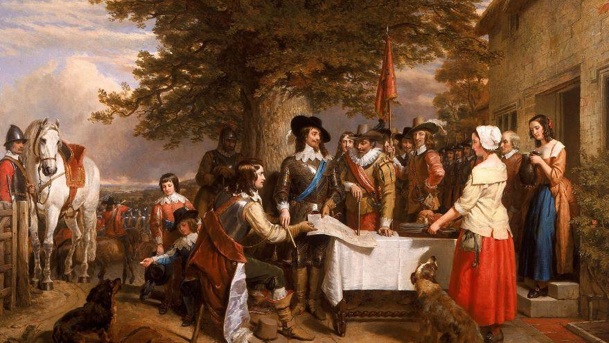 The Civil Wars-1642-49