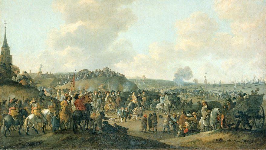 The Restoration Settlement-1660-70