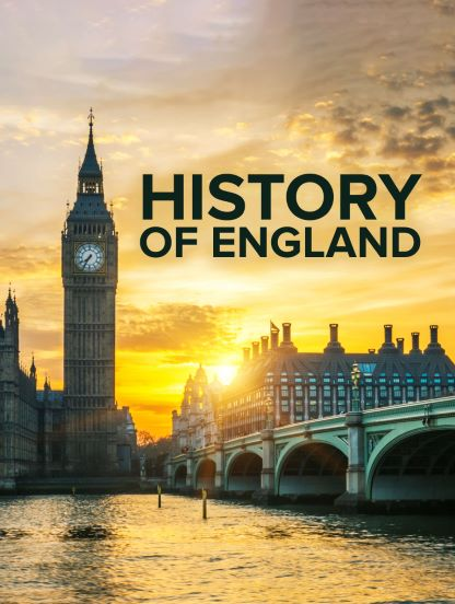 A History of England from the Tudors to the Stuarts