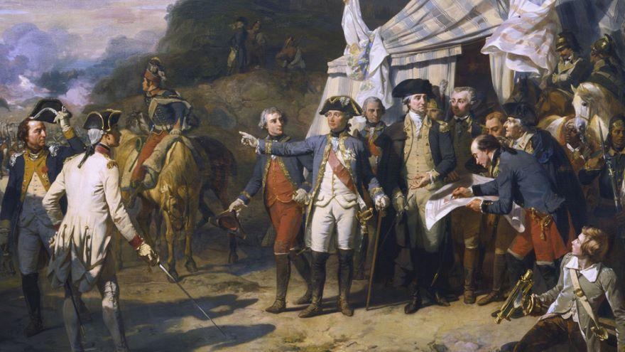 The American Revolution-Washington's War