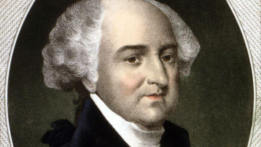 Adams and Liberty