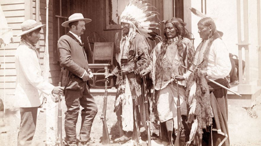 The Last Indian Wars