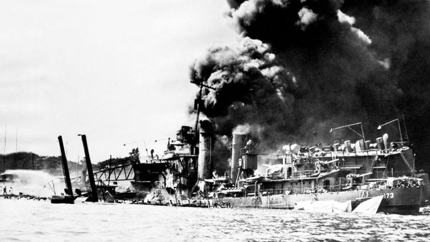 World War II-The Road to Pearl Harbor