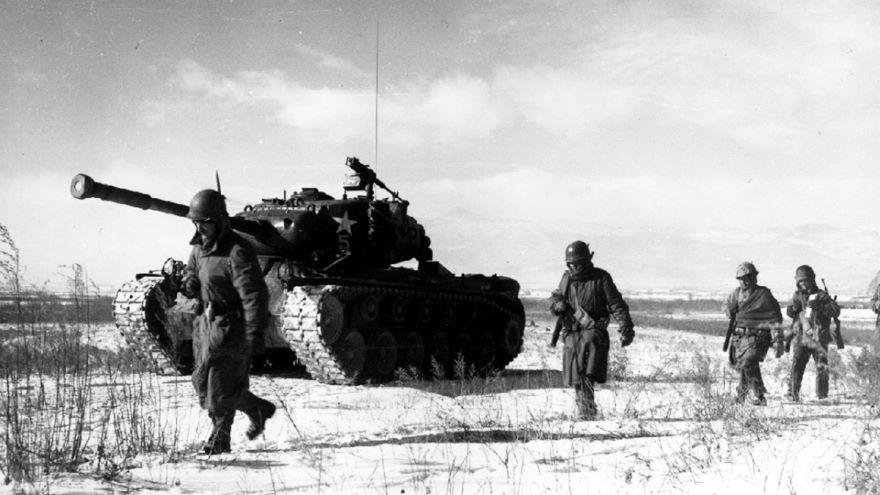 The Korean War and McCarthyism