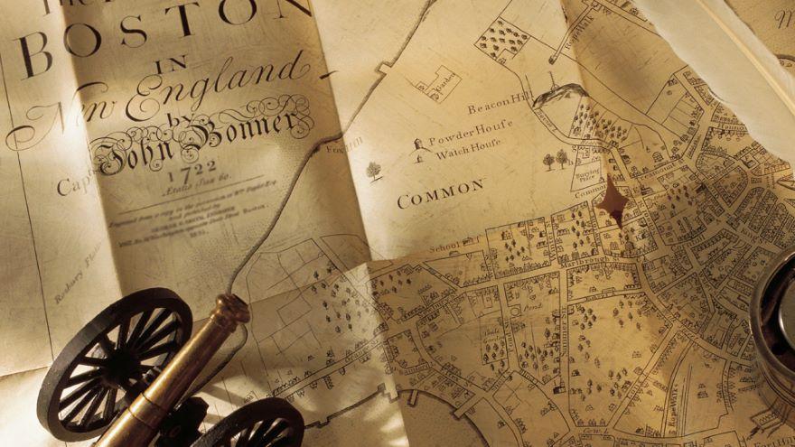 Benjamin Franklin's Boston Beginnings