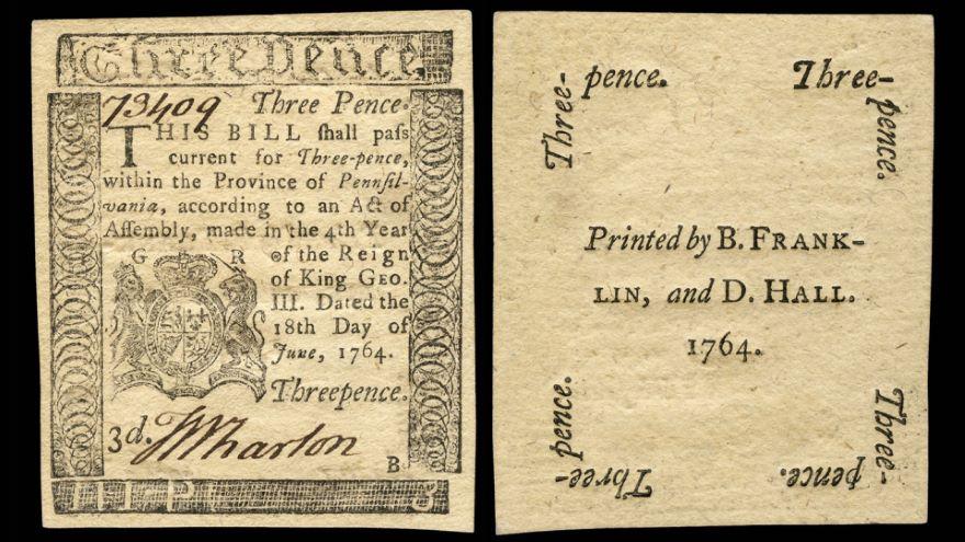 Benjamin Franklin: Printer and Postmaster
