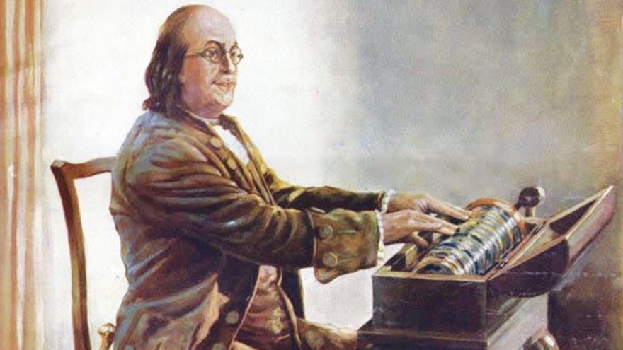 The Musical Benjamin Franklin