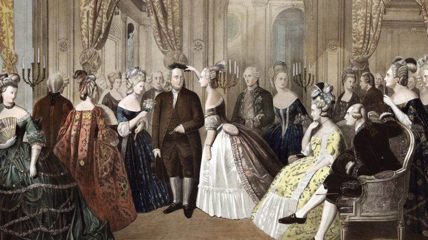 Benjamin Franklin: Ladies Man