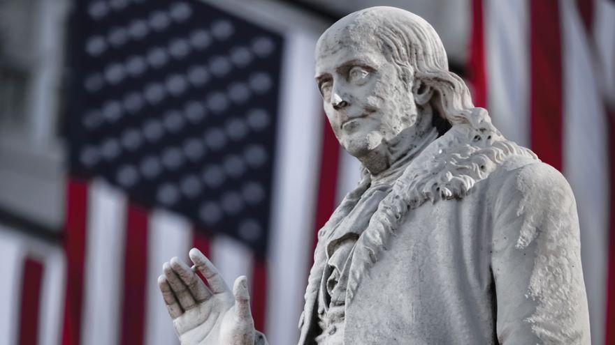 Benjamin Franklin's Leather Apron