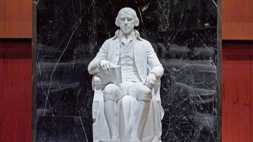James Madison's Vices