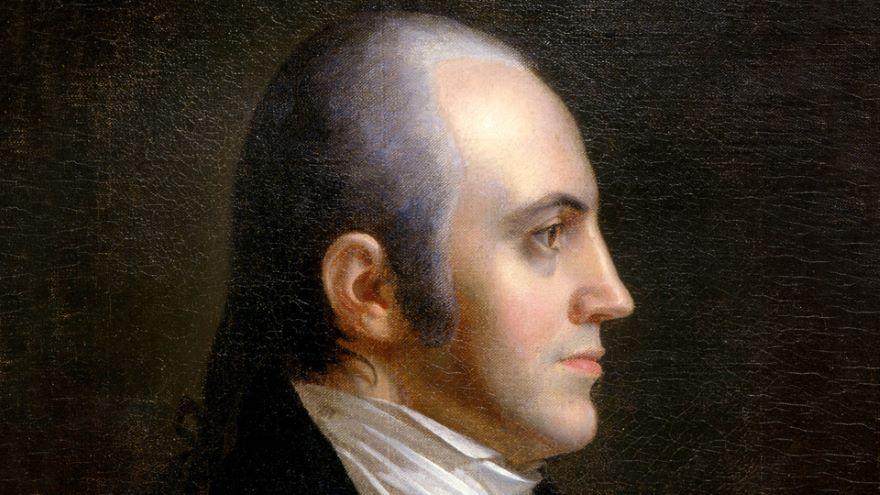 Aaron Burr's Treason