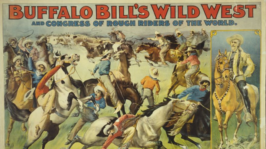 Buffalo Bill Cody and the Myth of the West