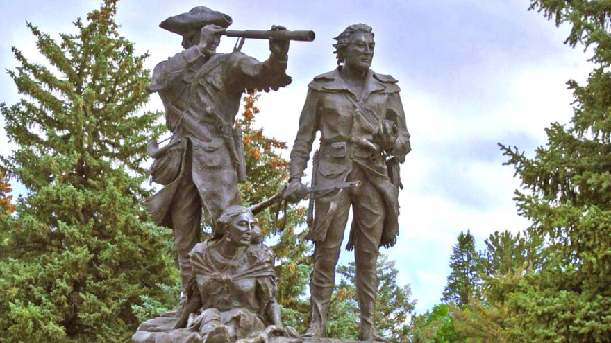 Discoveries of Lewis and Clark