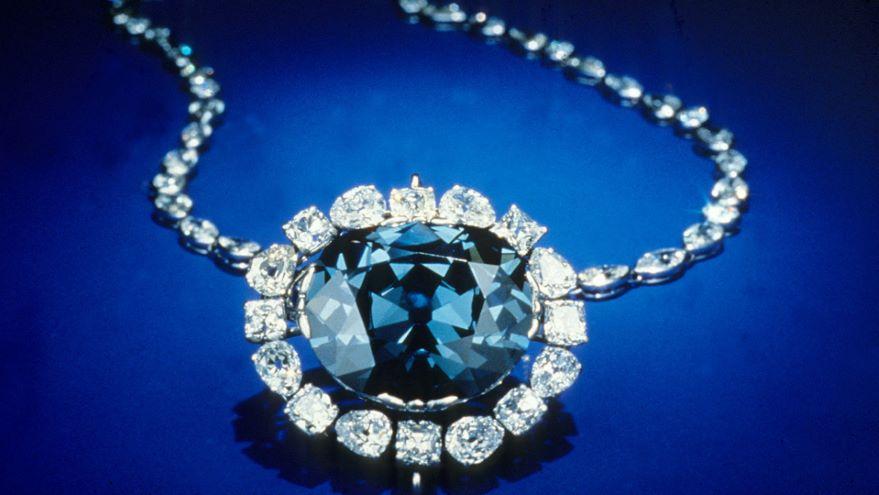 The Hope Diamond-America's Crown Jewel
