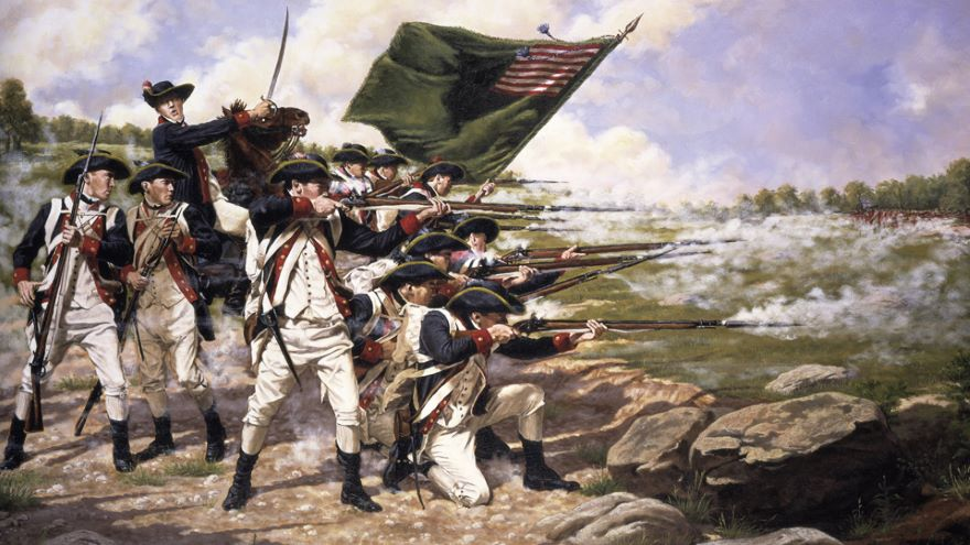 Neither American nor Revolutionary?
