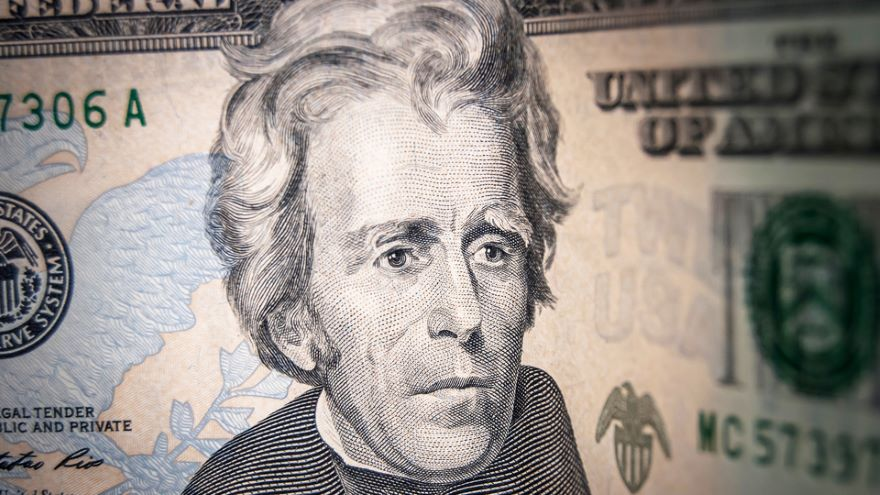 Andrew Jackson-An Odd Symbol of Democracy