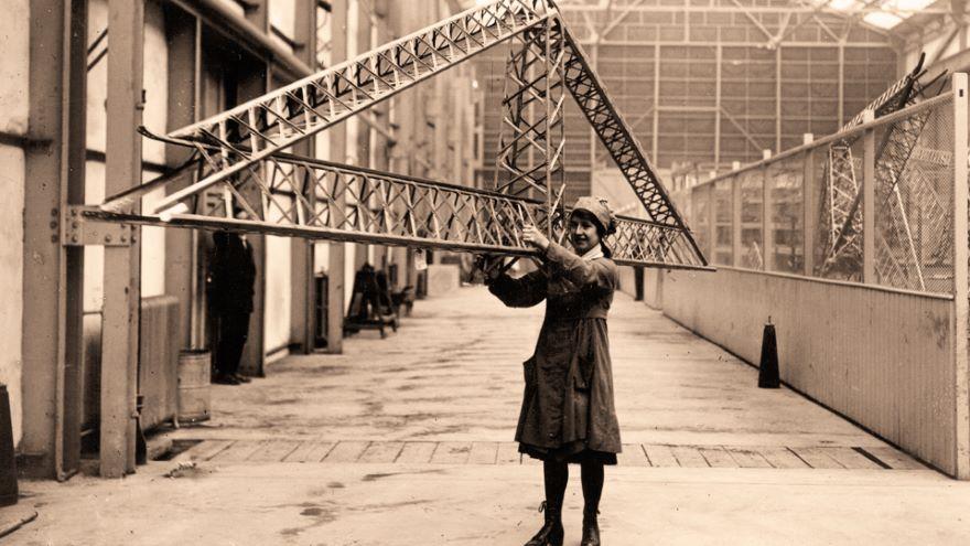 Labor in America-A Strange History
