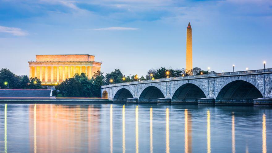 How Washington DC Came to Be