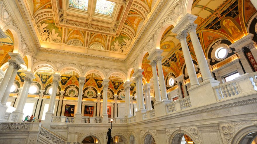 The Nation's Knowledge: Library of Congress