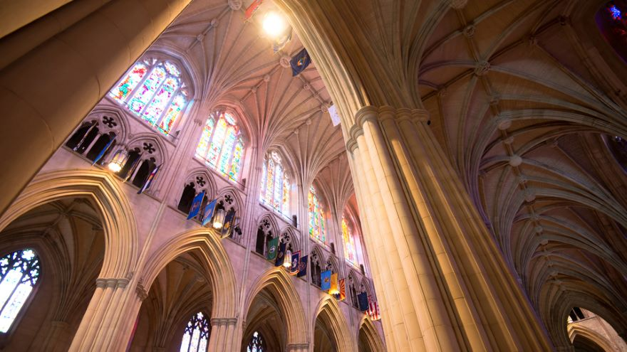 Spiritual DC: The National Cathedral and More