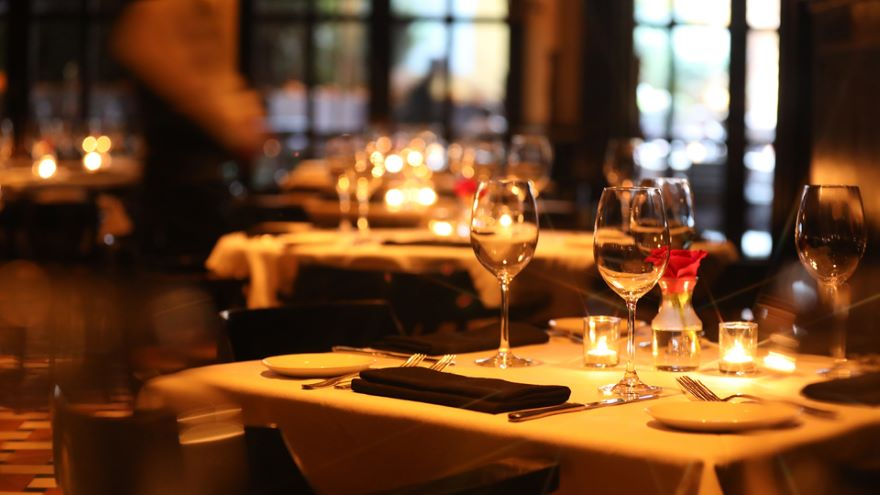 Dining Out in Washington DC