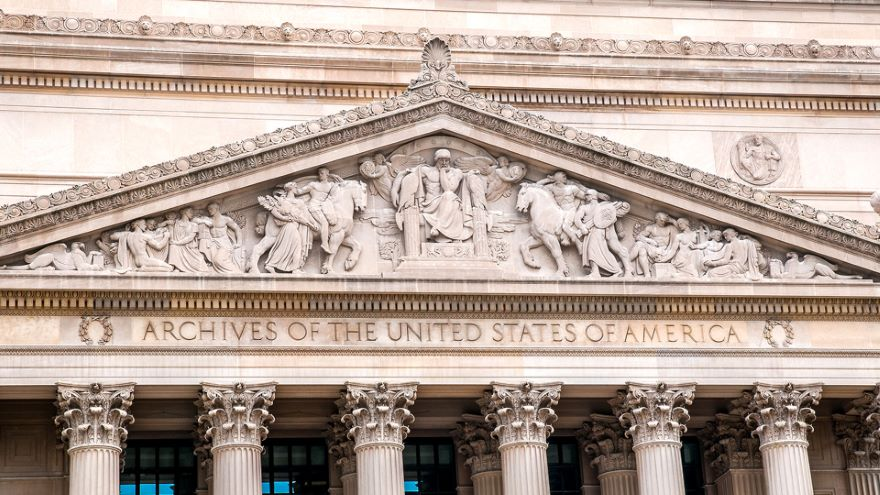 The National Archives and the Future of DC