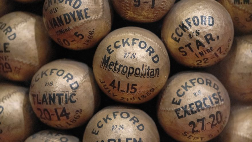 The Era of Amateur Baseball Clubs