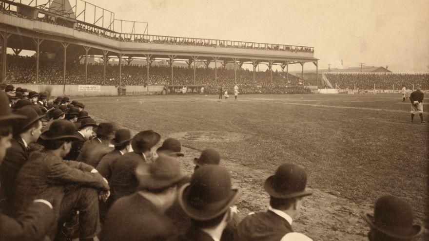 How Baseball Created the World Series