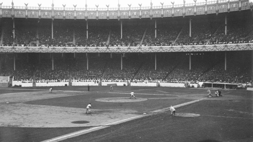 Sacred Ground: Baseball's Early Ballparks