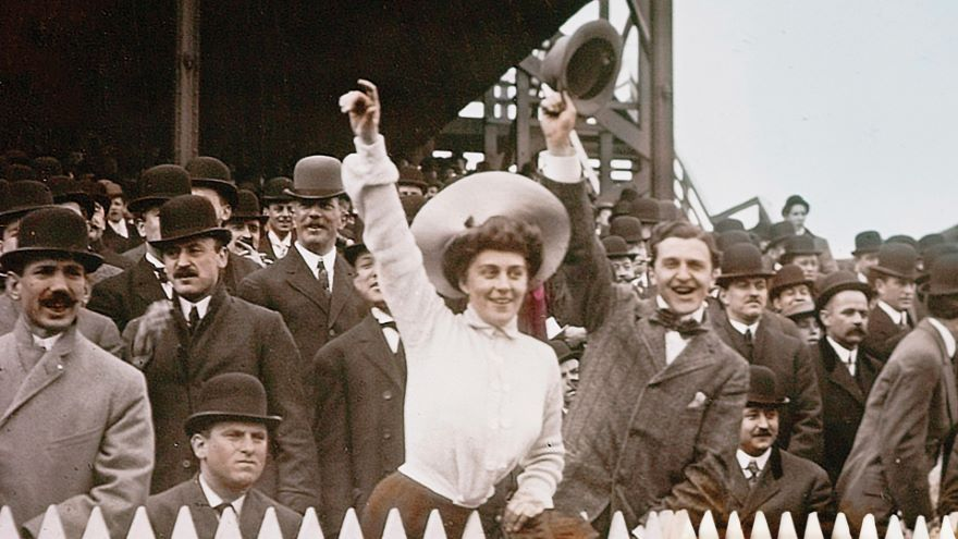 The Role of Women in Baseball's Early Days