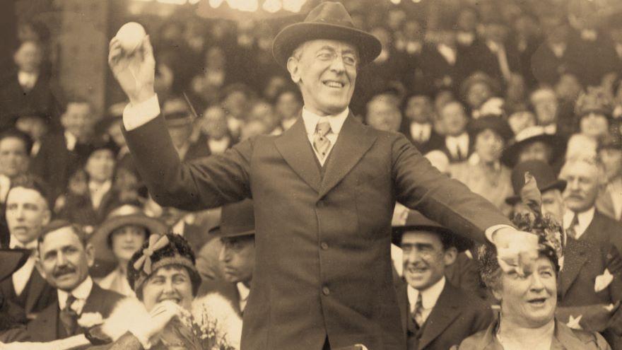American Politics and Early Baseball