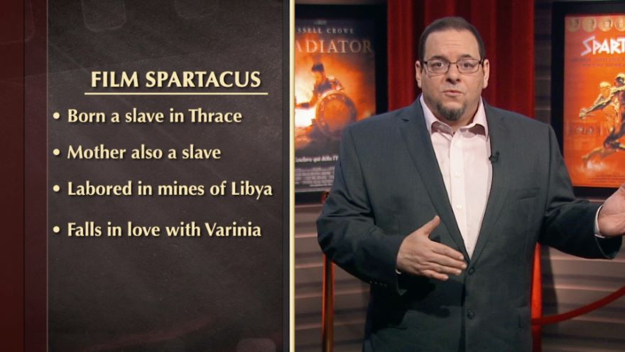 Spartacus: Kubrick's Controversial Epic
