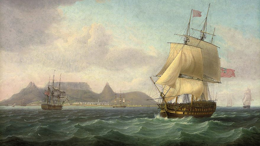 South Africa - The Dutch Cape Colony