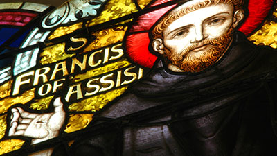 Francis of Assisi and the Franciscan Movement